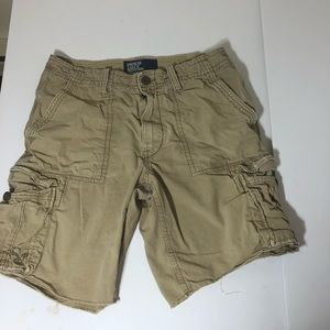 American Eagle Cargo Shorts Size 34